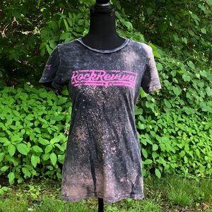 Rock Revival bleach spot t-shirt